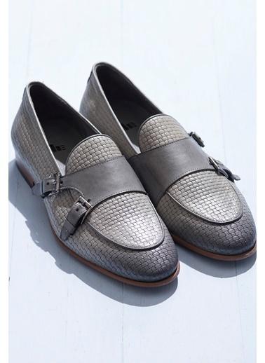 Elle Loafer Ayakkabı Gri